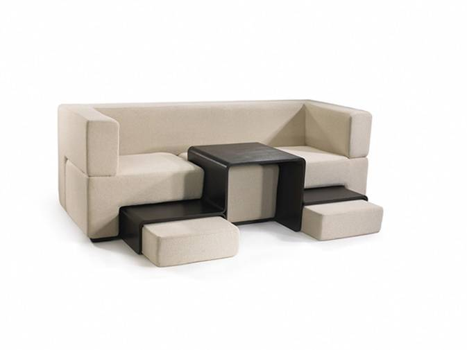 Modular Slot Sofa Good Idea Small Spaces Ideas Home