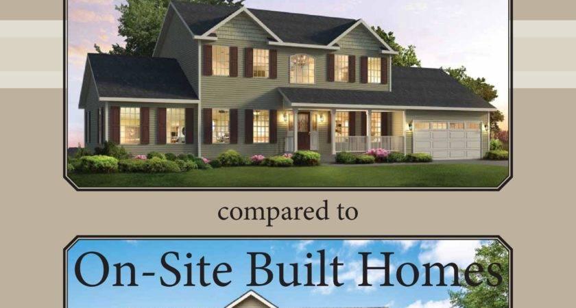 Modular Stick Built Buffalo Homes