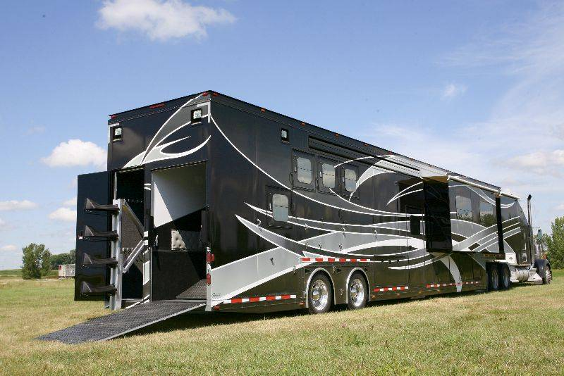 Most Expensive Horse Trailer World Country Estate