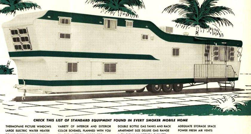 Most Popular Vintage Advertisements Two Story Mobile Homes