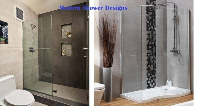 Most Widely Used Walk Shower Designs
