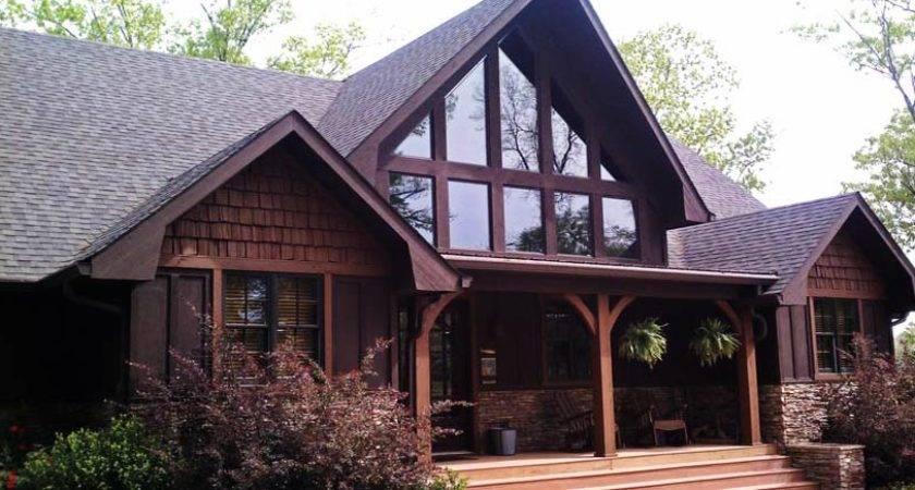 Mountain Home Plans House Caroldoey