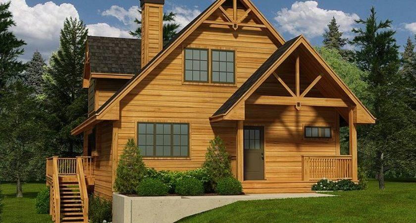 mountain house plans home plan walkout basement design