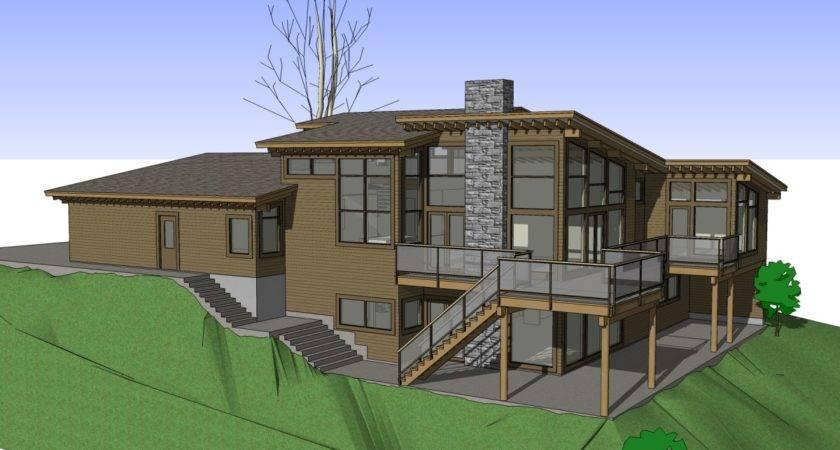 Mountain Modern Design Concept Keith Baker