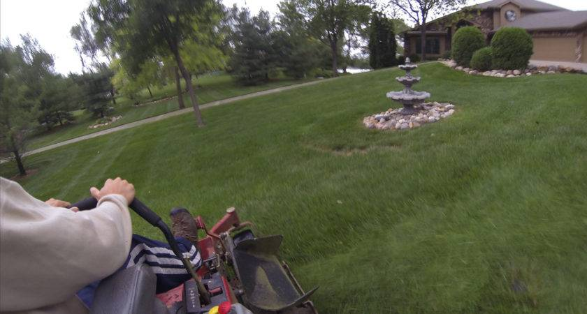 Mowing Tips Omaha Organics Lawn Maintenance Fertilizer