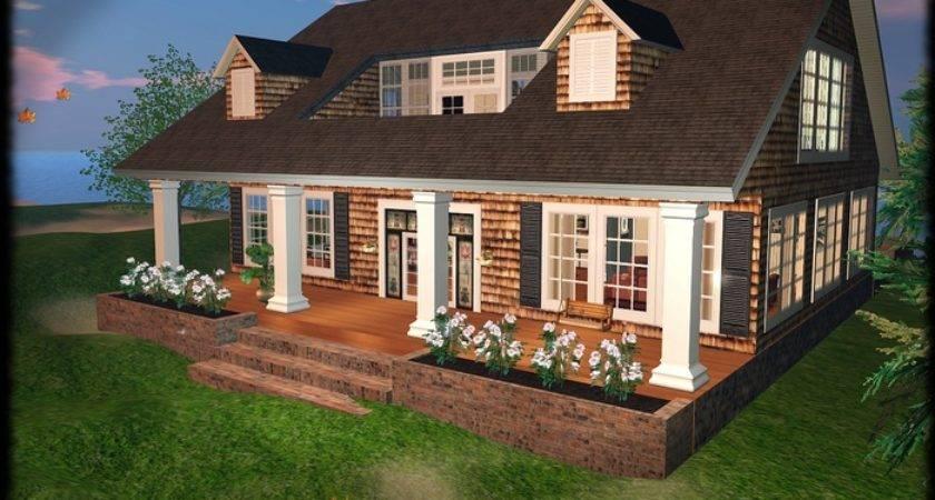 Nantucket House Prefab Cottage Pinterest