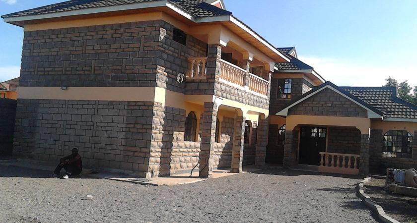 Near Yukos Kitengela Plots Sale Houses