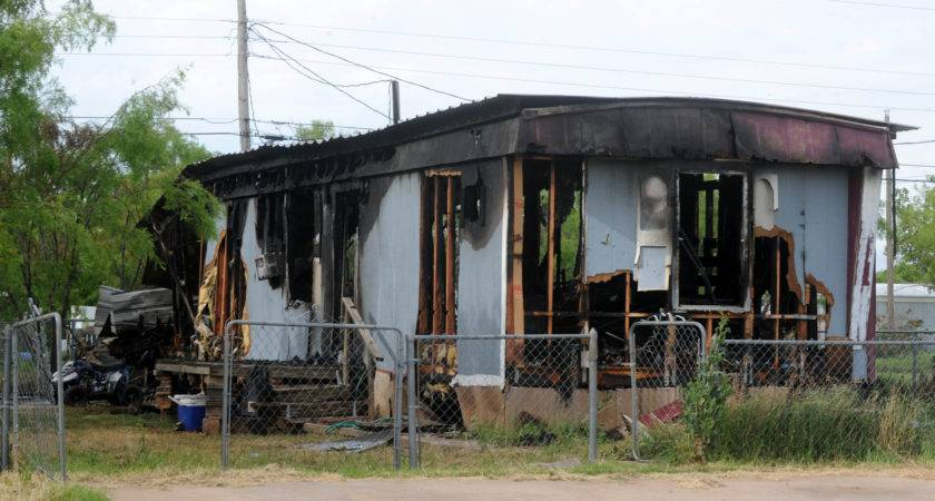 Nellie Doneva Reporter Newsa Mobile Home Destroyed Fire