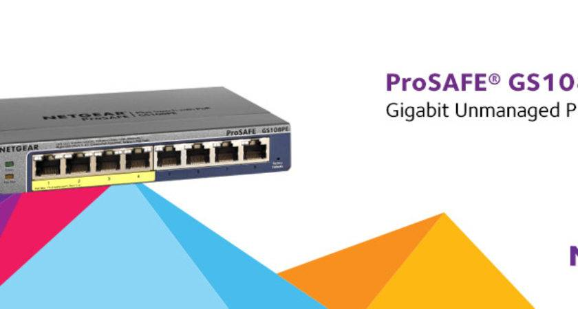 Netgear Singapore Ports Prosafe Plus Gigabit Switch