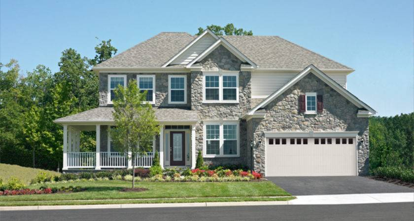 New Construction Homes Floor Plans Winchester