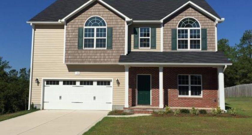 New Construction Old Blossom Court Raeford
