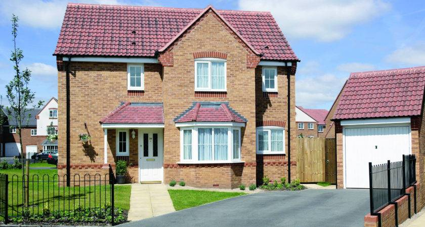 New Detached Houses Tamworth
