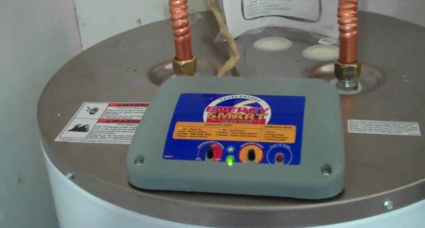 New Energy Smart Gal Elec Hot Water Heater Youtube