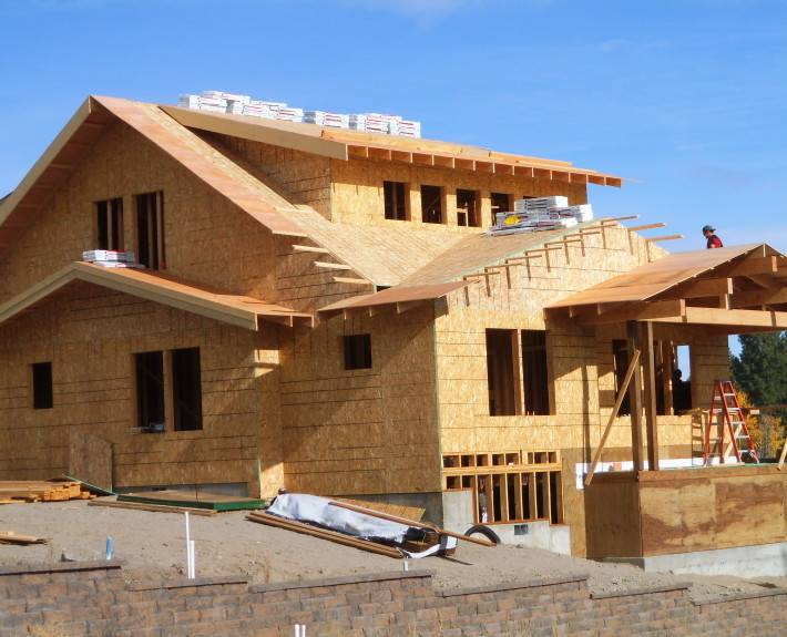 New Home Construction Portfolio