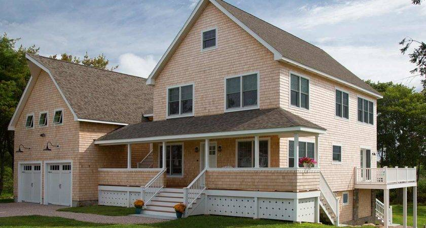 New Home Modular Narrow Lot Vacation Builder Connecticut
