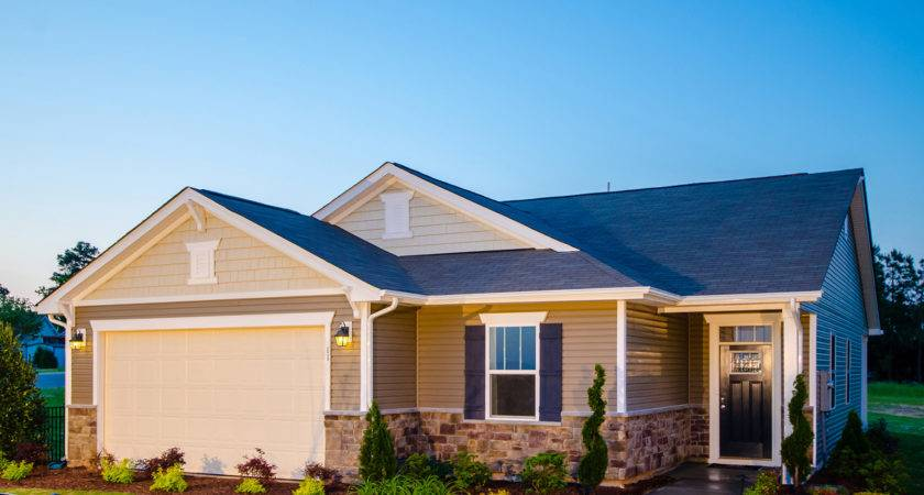 New Homes Clayton Creekside Commons Community Home