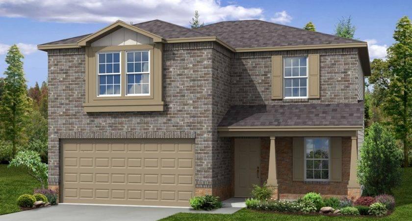 New Homes Cottonwood Rosenberg Centex Home Builders