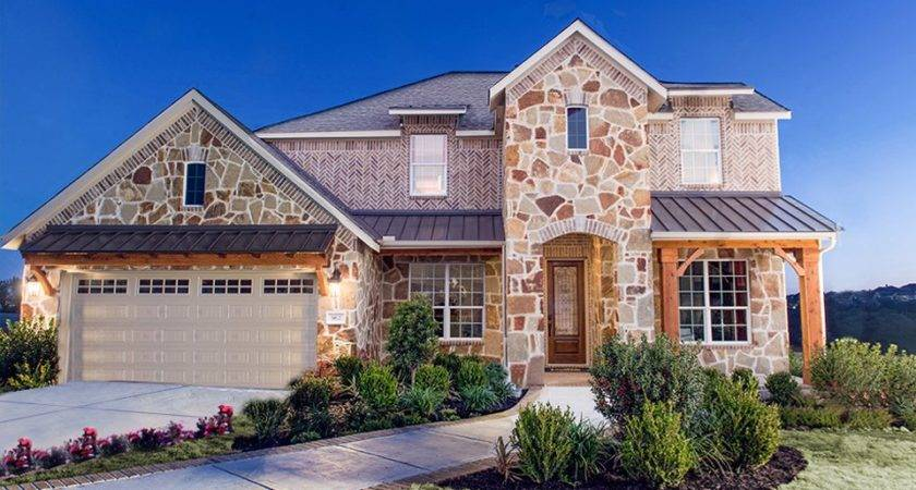 New Homes Killeen Temple Centex Home Builders