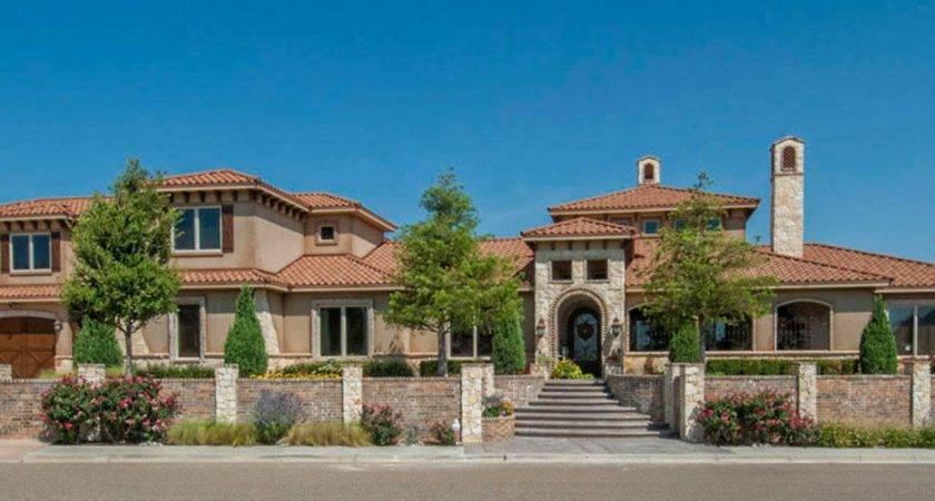 New Homes Sale Amarillo Canyon Real Estate Lake