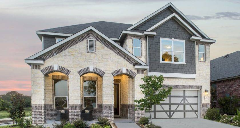 New Homes Sale Boerne Mirabel Community