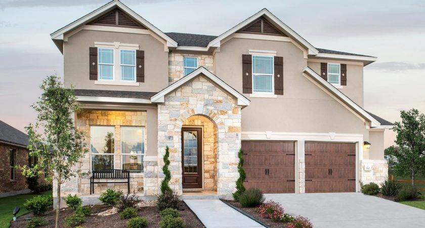 New Homes Sale Kyle Brooks Crossing Community