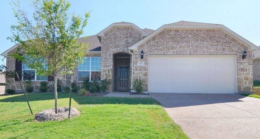 New Homes White Rock Estates Killeen Centex Home Builders