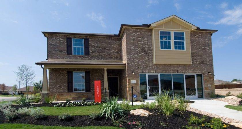New Homes Yowell Ranch Killeen Centex Home Builders