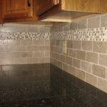 New Kitchen Backsplash Tumbled Limestone Subway Tile Mixed