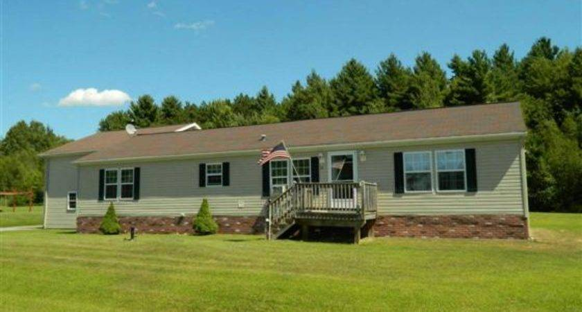 New Listing Double Wide Home Owned Acre Lot