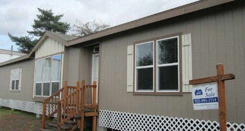 New Mobile Home Model Golden West Sequoia
