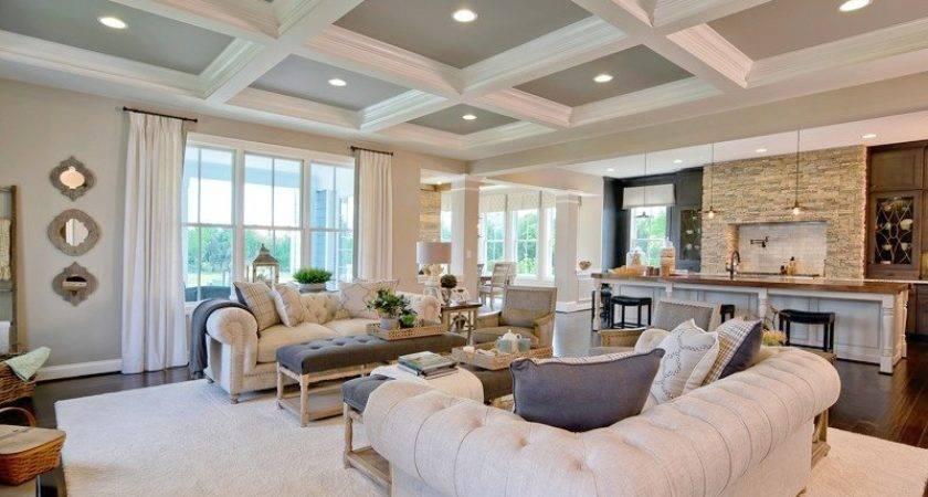 New Model Home Interiors Design