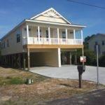 New Modular Duplex Completed Carolina Beach Future Homes