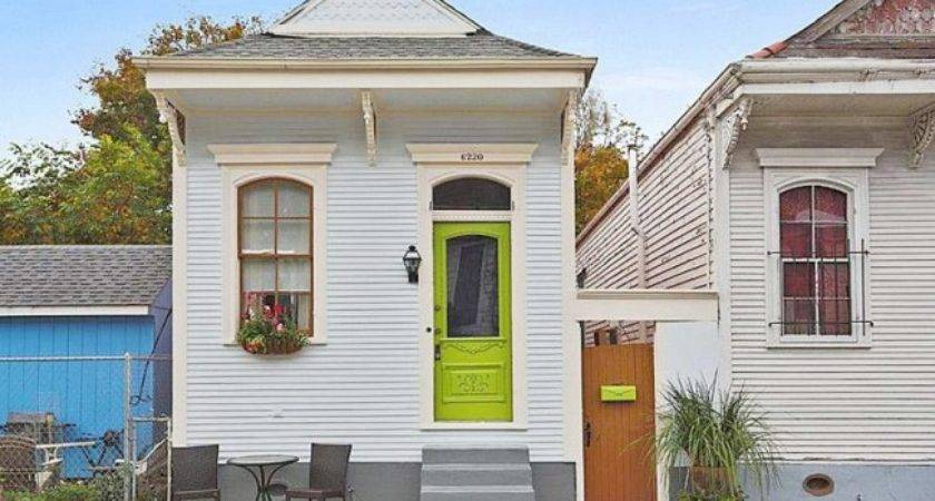 New Orleans Shotgun House Circa Old Houses