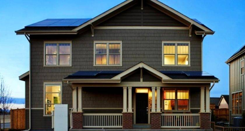 New Town Builders Zero Energy Homes Reduce Power Utility Costs