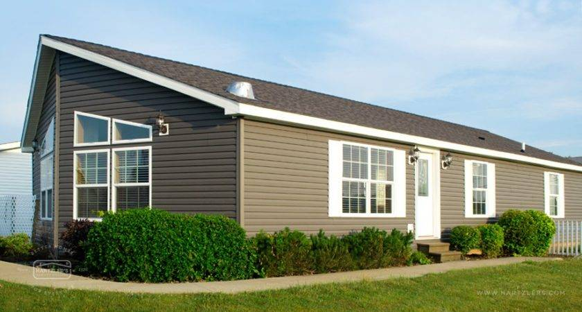 Newbury Double Wide Mobile Home Homes Hartzler Quality Housing