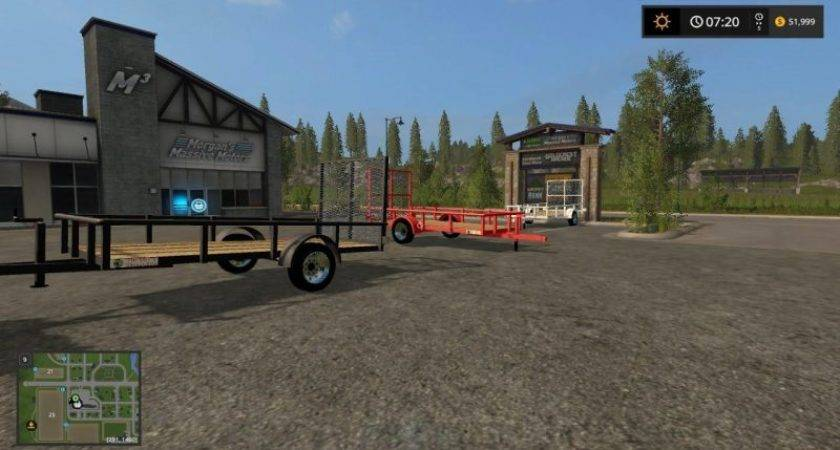 Nice Guy Trailer Farming Simulator Mods