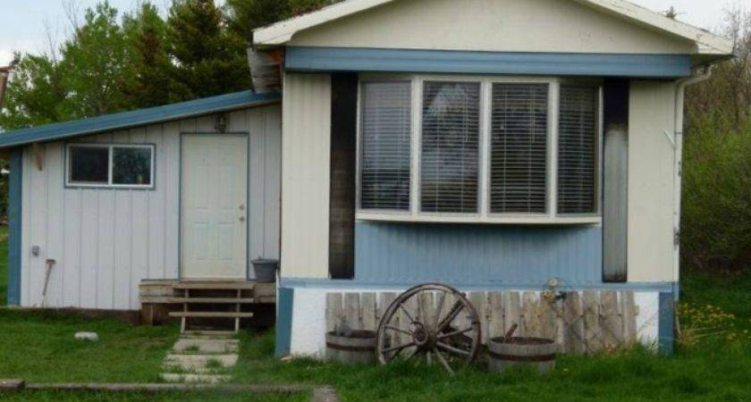 Nice Mobile Home Moved Open Offers Magrath