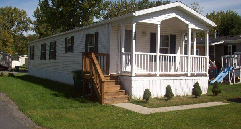 Nice Trailer Homes Manufactured Home