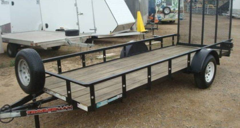 Nice Utlity Atv Trailer Sale Somerset