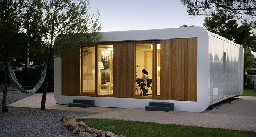 Noem Prefabricated Eco Modular Homes Hiconsumption