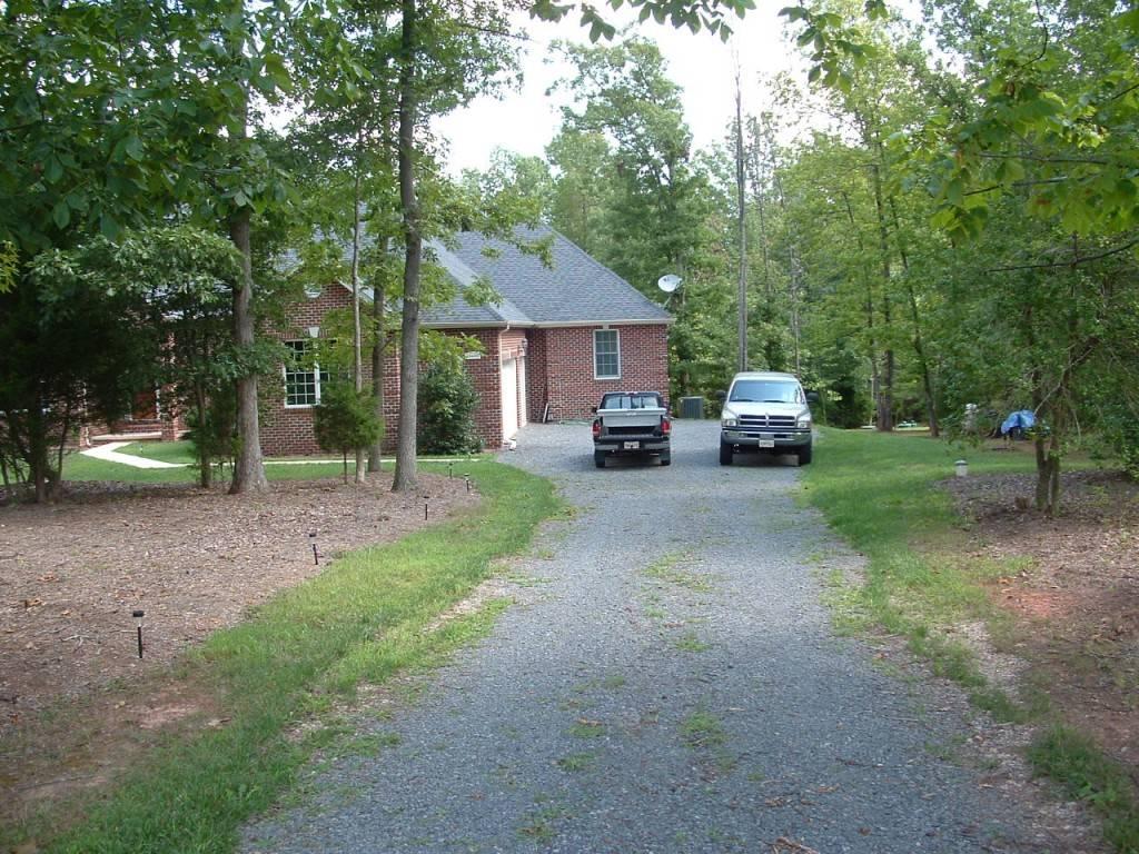 Nokesville Landscape Design Driveway Case Study Revolutionary