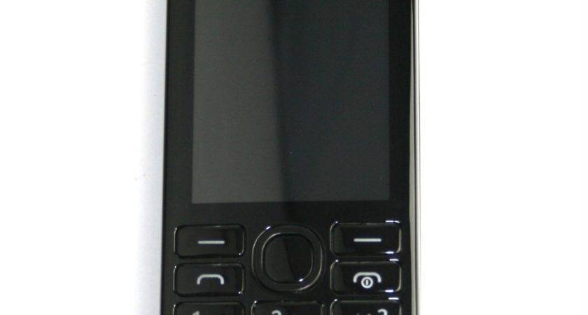 Nokia Black Unlocked Sim Cheap Basic Bar Mobile