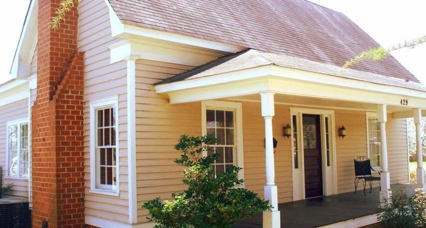 North Carolina Real Estate Spacious Historic Cottage Sale