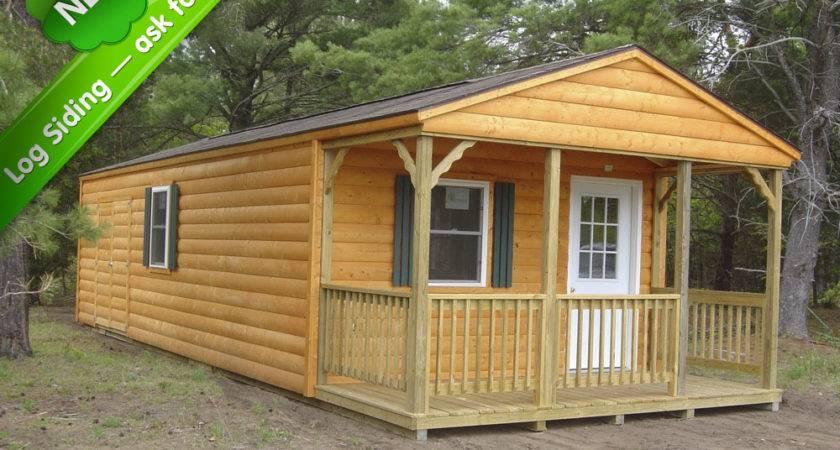 North Country Sheds Prefab Cabins Cottage Bunkies Kaf