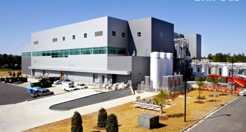 North Fractionation Facility Clayton Photos Courtesy Grifols
