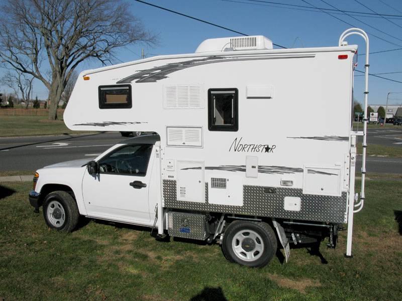 Northstar Truck Camper Escape Pod