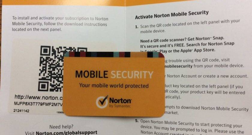 Norton Mobile Security Ios Android Multiple
