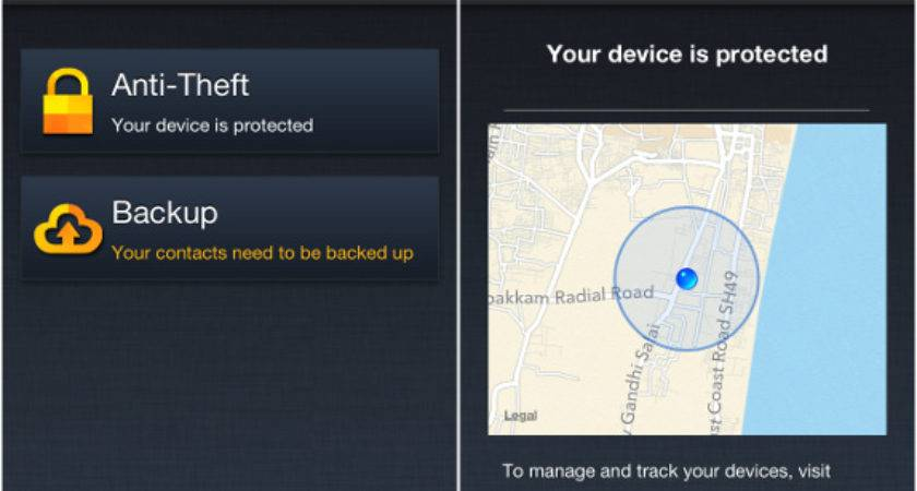 Norton Mobile Security Released Iphone Ipad