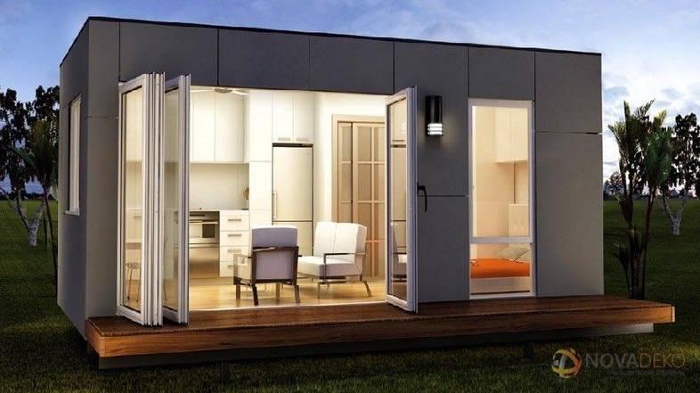 Novadeko Modular Modern Tiny Home