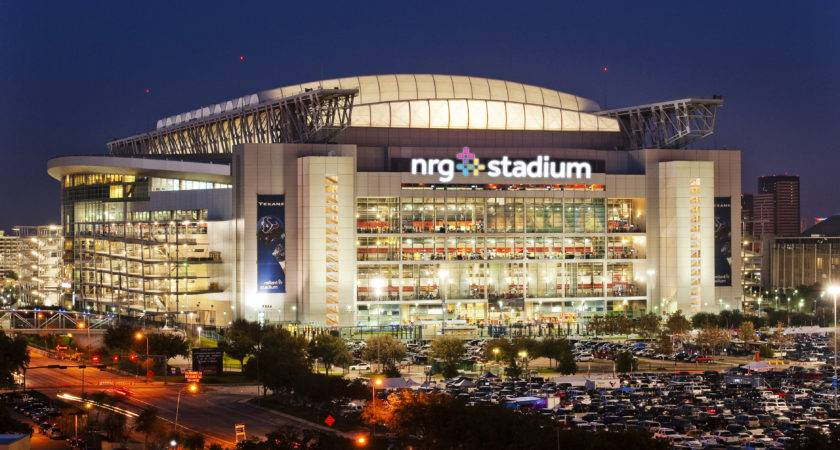 Nrg Stadium Houston Mechanical Electrical Systems